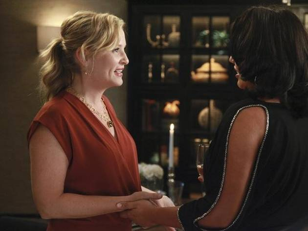 Grey's Anatomy Season 9 Finale Spoilers: Why Did Arizona Cheat on Callie? (VIDEO)