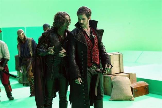 Once Upon a Time Season 3 Spoilers: Rumple's Peter Pan Connection Revealed!