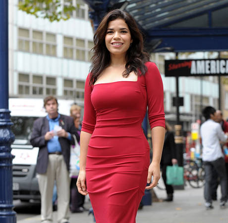 America Ferrera Is Now Graduating College — Ten Years After Starting!