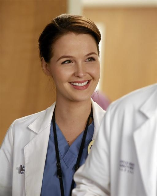 Grey's Anatomy's Camilla Luddington Ships MerDer — And We Love Her For It!