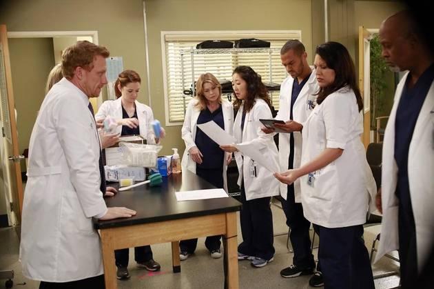 Grey's Anatomy Season 9: Expectations vs. Reality — in GIFs!