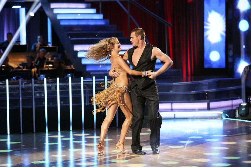 DWTS Results: Ingo Rademacher Voted Off Dancing With the Stars 2013