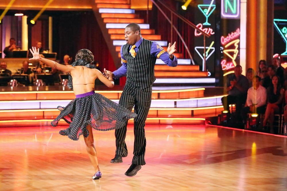 Dancing With the Stars 2013: Jacoby Jones's Best Dances
