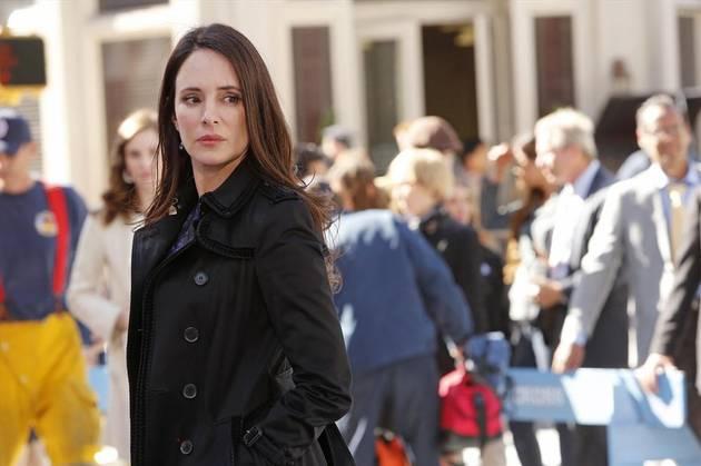 How Did Revenge's Victoria Grayson Recognize Her Son Patrick?