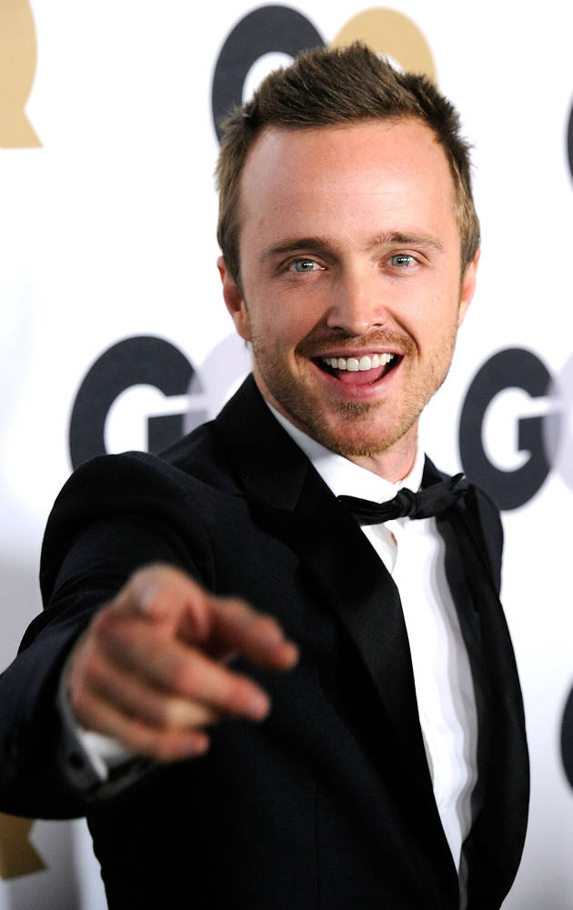 Breaking Bad's Aaron Paul and Fiancee Party in Vegas Before May 26 Wedding