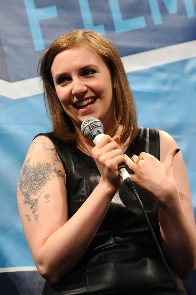 Lena Dunham Says Girls Porn Parody 'Grosses Me Out'
