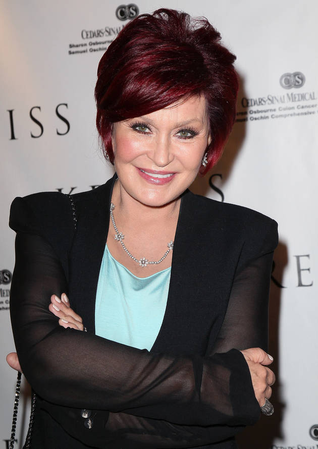 Guess Which X Factor Judge Sharon Osbourne Is Replacing!