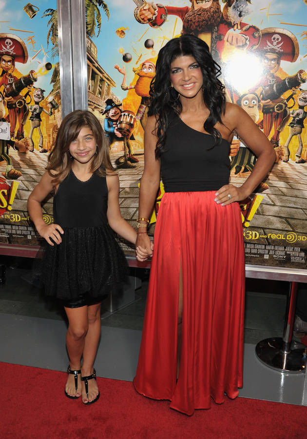 "Teresa Giudice's Daughters Are ""Birth Control"" For Her Friends"