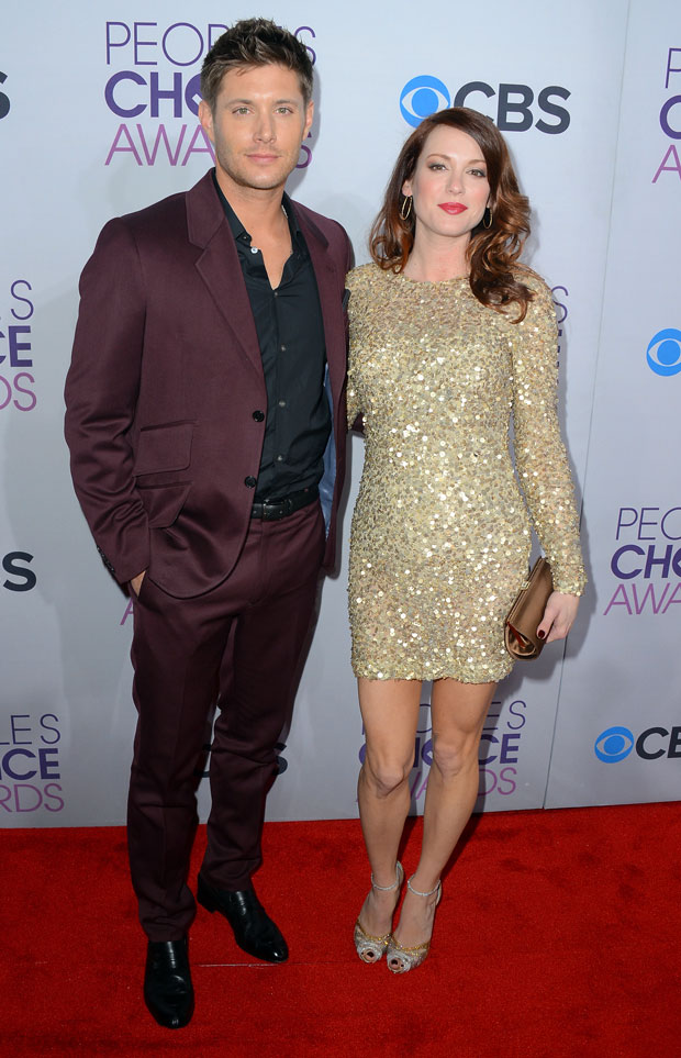 Pregnant Danneel Harris Shows Big Baby Bump With Supernatural's Jensen Ackles (PHOTO)