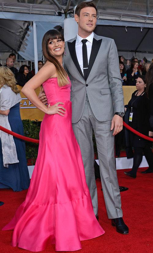 Cory Monteith Turns 31: Lea Michele and Glee Stars Birthday Wishes