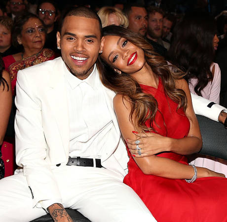 "Chris Brown ""Sad"" About Rihanna Split, Giving Her Space: Report"