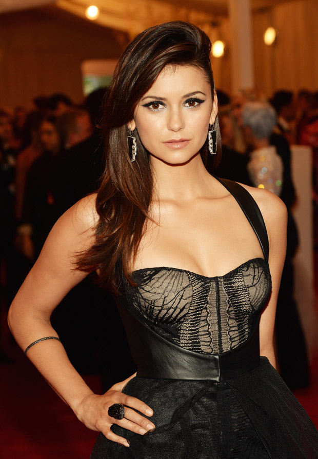 Which Sexy Once Upon a Time Star Was Spotted With Single Nina Dobrev?