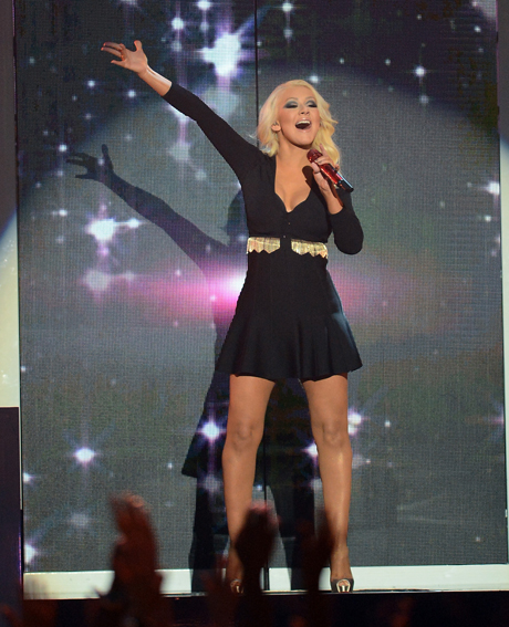 Christina Aguilera Dropped 20 Pounds By Spending HOW Much?!
