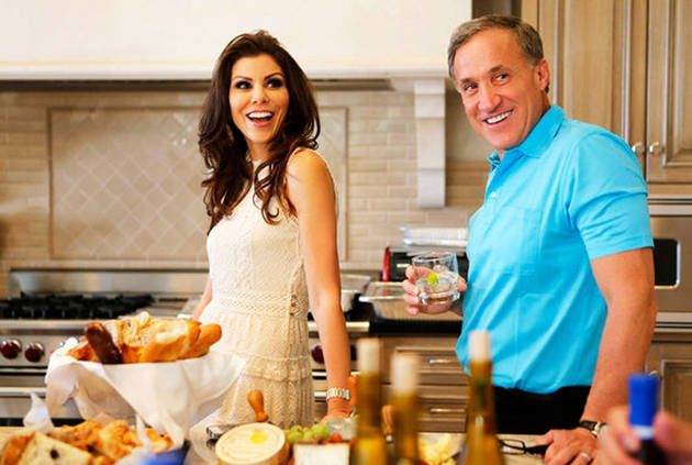 Terry and Heather Dubrow: Why He Mentioned Divorce on Real Housewives