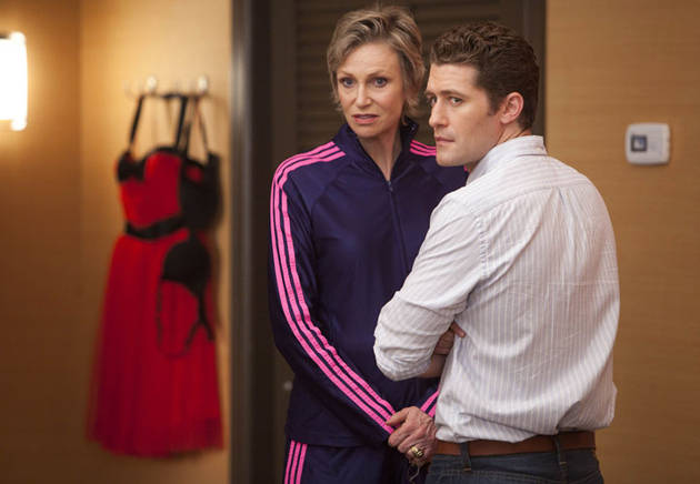 Glee's Sue Sylvester: Her Celebrity Baby Daddy Revealed