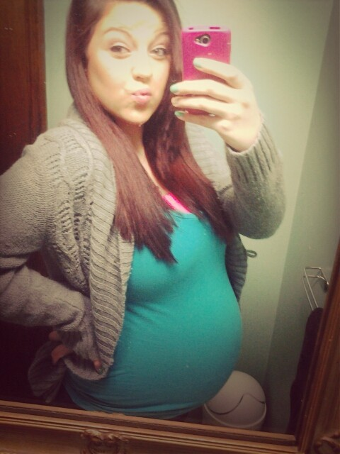 16 and Pregnant Star Danielle Cunningham's Baby Is on Her Way!