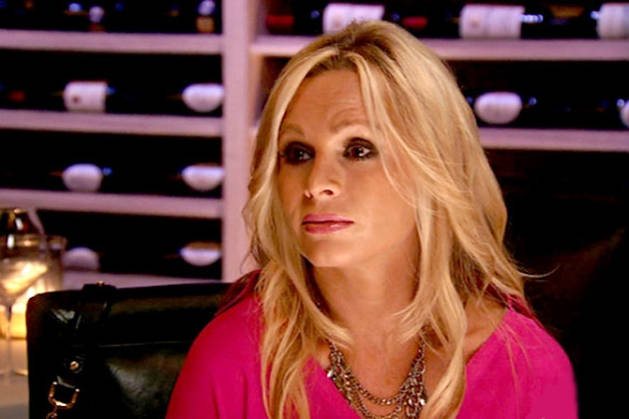 Tamra Barney Admits She Has No Control of Her Anger