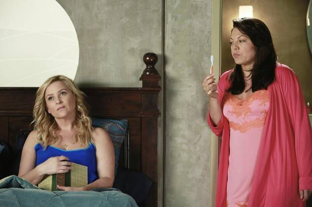 Grey's Anatomy Season 9 Finale: Will Callie and Arizona Get Divorced?
