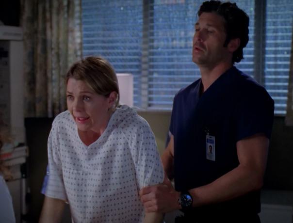 Grey's Anatomy Season 9 Finale Sneak Peek: Meredith Goes Into Painful Labor! (VIDEO)