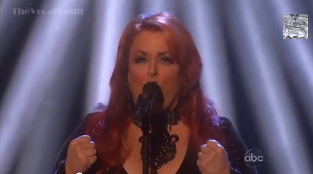"Wynonna Judd Sings ""I Want to Know What Love Is"" on Dancing With the Stars Finale (VIDEO)"