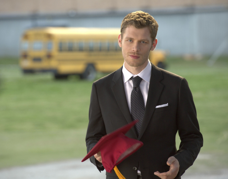 The Vampire Diaries' Originals Spoilers: Klaus's Baby Is a Pawn