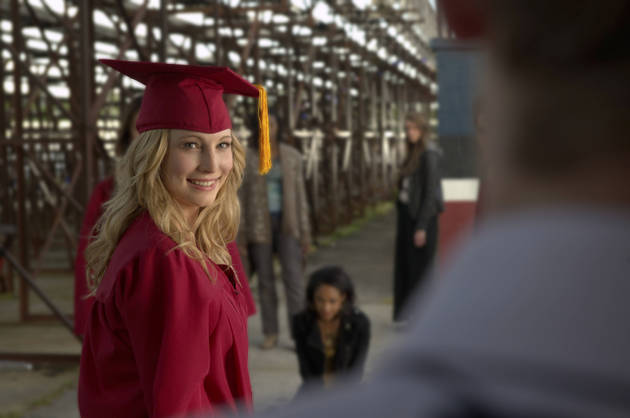Vampire Diaries' Graduation! Here's the Speech We Wish We'd Heard