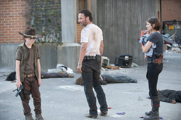 "The Walking Dead Season 4 Spoilers: Badder, Meaner, Bloodier With ""More World-Building"""
