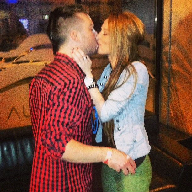 Maci Bookout Goes to a Strip Club With Her Boyfriend!