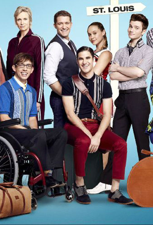 "Glee Star Laments: This Show Isn't ""What It Used to Be""!"