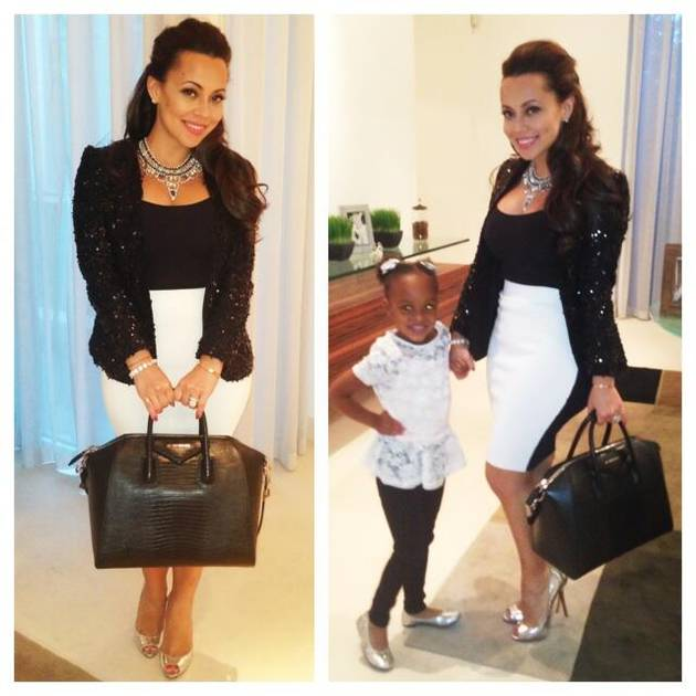 Basketball Wives' Adrienne Bosh Is Expecting a Baby! — Report