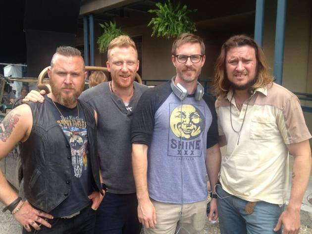 Grey's Anatomy's Kevin McKidd in North of Hell: You Won't Recognize Him! (PHOTO)