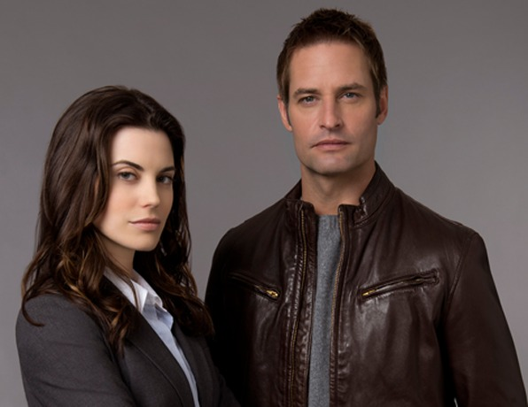 Meghan Ory's New CBS Show, Intelligence — First Look With Josh Holloway! (PHOTOS)