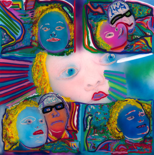 "Honey Boo Boo Painting By JD Schultz: How Much Would You Pay For ""Honey Boo Drew""?"