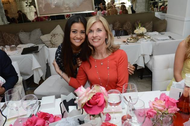 Catherine Giudici Spends Mother's Day with Sean Lowe's Mom! (PHOTO)