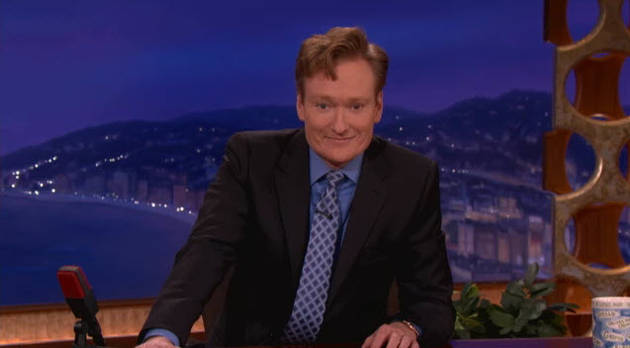 """""""Rejected Game of Thrones Characters"""": Conan O'Brien Spoofs GoT (VIDEO)"""