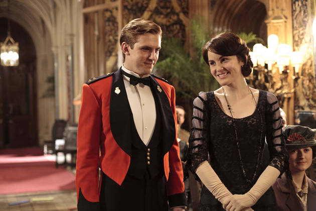 First Look: Dan Stevens' First New Role After Downton Abbey (VIDEO)