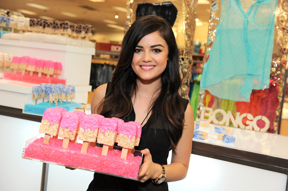 What Does Pretty Little Liars Star Lucy Hale Want For Her Birthday?