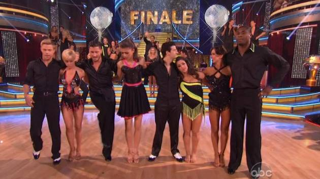 Dancing With the Stars Season 16 Pro Awards! Best Debut, Best Transformation, and More!