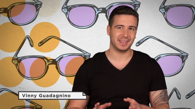 "Girl Code Sneak Peek: Vinny Guadagnino Says WHAT Is ""Uniquely a Girl Thing""? — Exclusive Video"