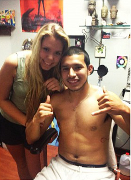 What Did Javi Marroquin Give Kailyn Lowry For Mother's Day? (PHOTO)