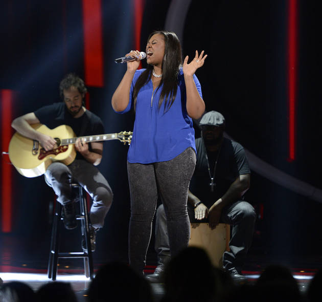 American Idol 2013: Candice Glover Best Performances of Season 12