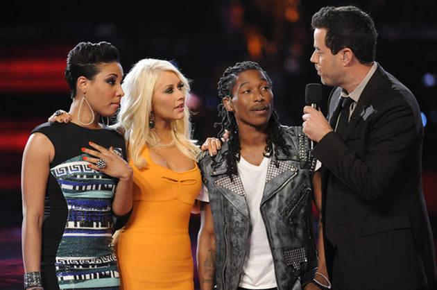 Carson Daly Talks The Voice Season 5: We've Missed Christina Aguilera's Honesty (VIDEO)