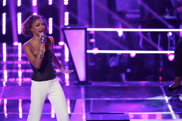 The Voice's Amanda Brown Recalls Elimination Anxiety, Lists Live Show Favorites