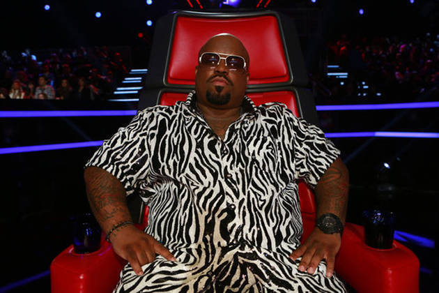Cee Lo Green Returns to The Voice on May 8!