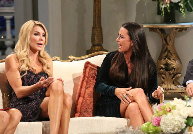 Brandi Glanville Clears Up Kyle Richards Bullying Rumors on Twitter