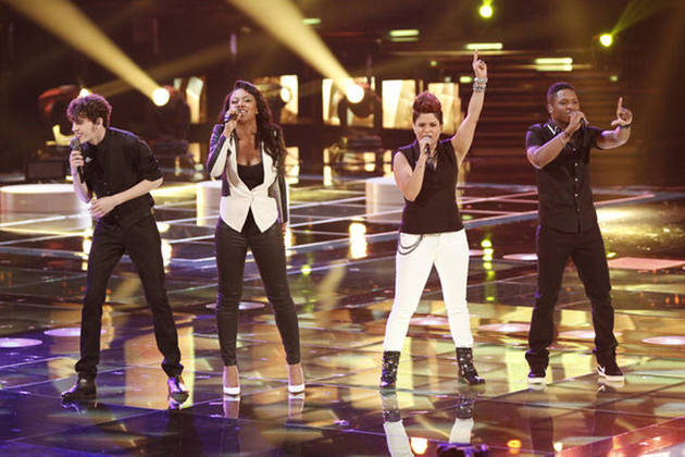 Who Got Voted Off The Voice 2013 on May 8, 2013?