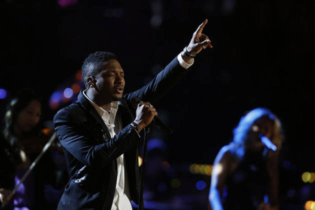 "Kris Thomas Sings ""I'll Be There"" on The Voice 2013 Live Shows, May 13 (VIDEO)"