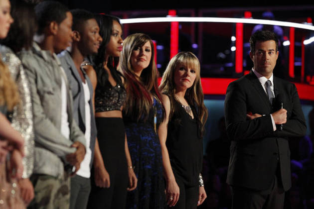 Who Got Voted Off The Voice 2013 on May 14, 2013?