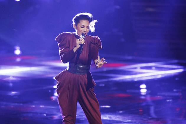 "The Voice 2013's Judith Hill Sings Michael Jackson: ""I'm Glad I Was Able to Celebrate Him"""