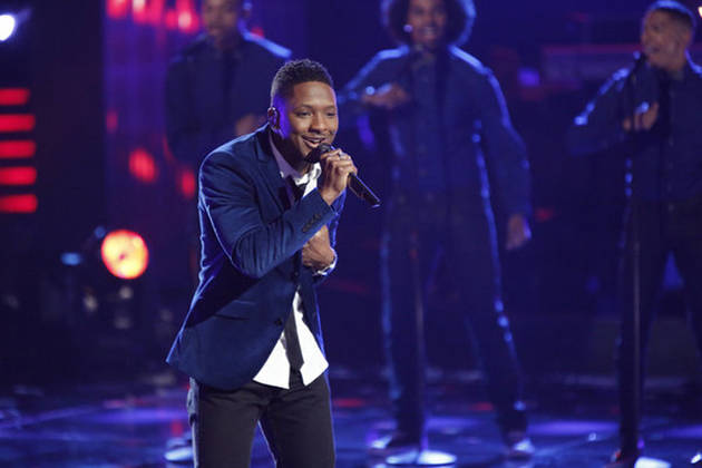 "Kris Thomas Sings ""Adorn"" on The Voice 2013 Live Shows, May 20 (VIDEO)"